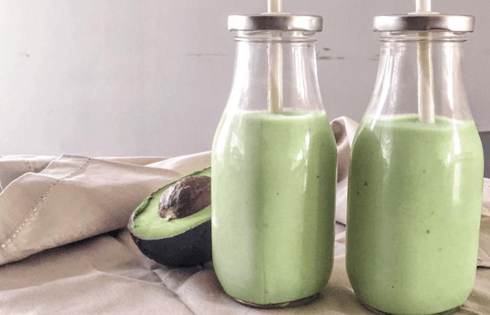 Batido De Aguacate - Avocado Milk Shake