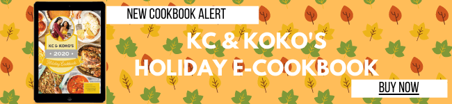 Holiday Cookbook Banner Ad