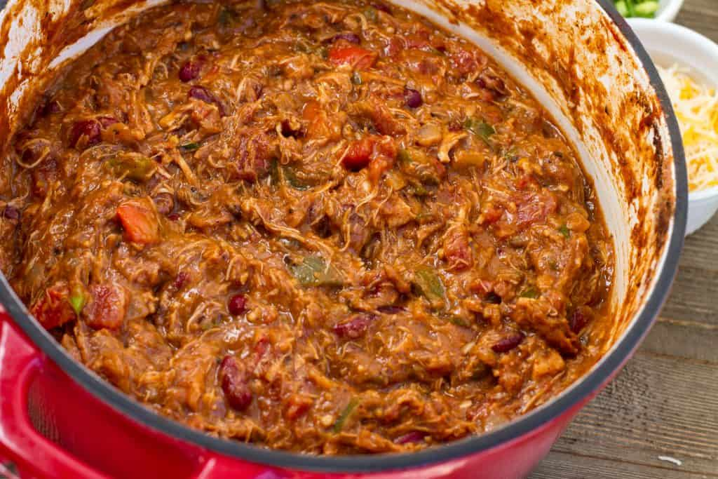 pulled-chicken-chili-peppers